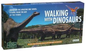Walking with Dinosaurs: The Board Game