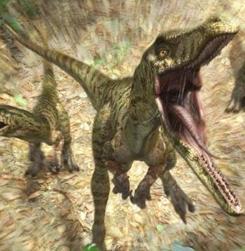 Velociraptor/Generation 1