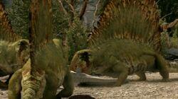 Dimetrodon eating.jpg