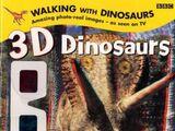 Walking with Dinosaurs: 3D Dinosaur Book