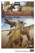 Walking with Monsters DVD cover