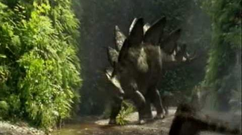 Walking with dinosaurs time of the titans part 2 (HQ)