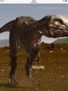 Tyrannosaurus Walking With Dinosaurs