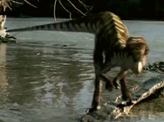 Leaellynasaura Walking With Dinosaurs