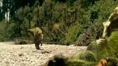 Walking with dinosaurs spirits of the ice forest part 2 (HQ)