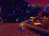 Sly Cooper and the Thieveus Raccoonus: Two to Tango Clue Bottle Locations