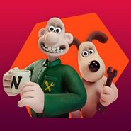 Wallace & Gromit The Big Fix Up App