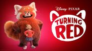 Turning Red reveal