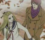 Tamao and ranmaru