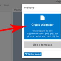 New Web Wallpaper Wallpaper Engine Wiki Fandom
