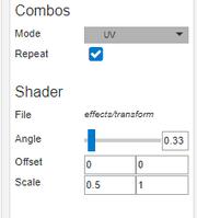 Tutorial shimmer transform settings.png