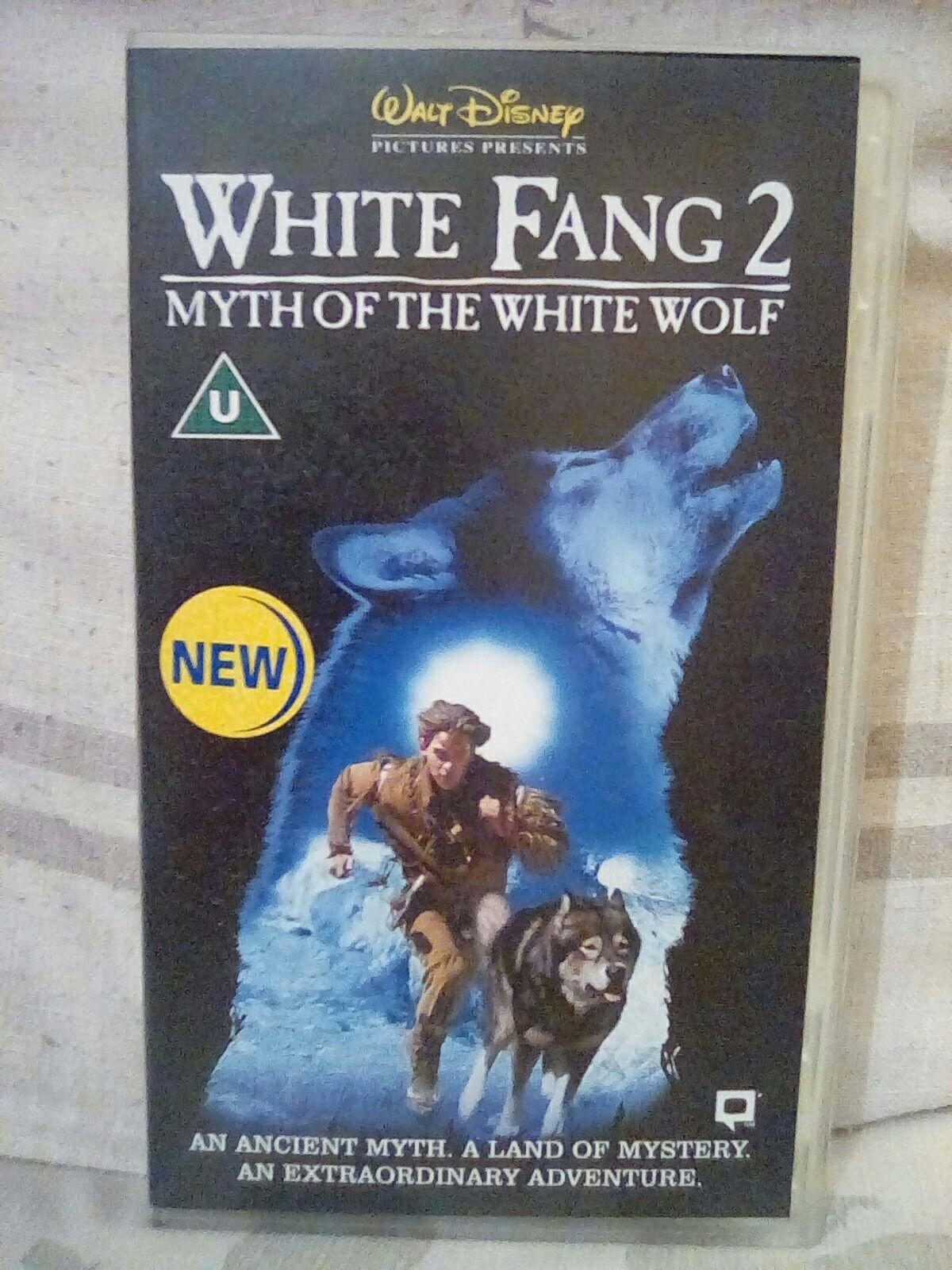 White Fang 2: Myth of the White Wolf | Walt Disney Videos (UK ...