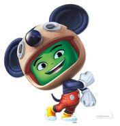 Disney Universe - Mickey Mouse