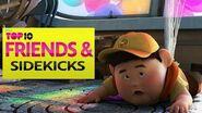 Disney Top 10 Friends & Sidekicks