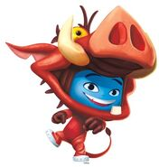 Disney Universe - Pumbaa