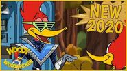 New 2020 Woody Woodpecker - Time Warped - Full Episodes