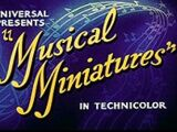 Musical Miniature