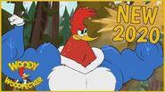 Woody Woodpecker - Winnie's Wish - Full Episodes
