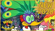 Woody Woodpecker - Birds of a Feather - Full Episodes
