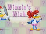 Winnie's Wish
