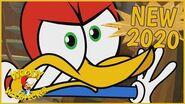 Woody Woodpecker - Woody's Wake Up - Full Episodes