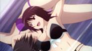 Juri slams Misaki