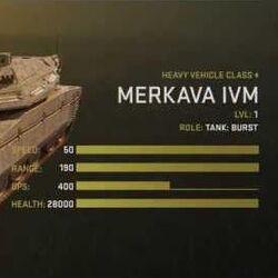 Merkava IVm