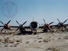 42-65281 B-29 12JUN85 Area-R LHL-236325