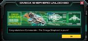 OmegaShepherd-UnlockMessage