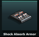 Shock Absorb Armor
