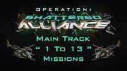 """OP Shattered Alliance - Main Track """" 1 To 13 """" Missions"""