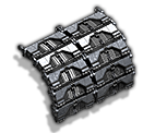 ( R ) Armored Treads