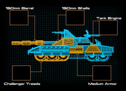 Challenger Schematic