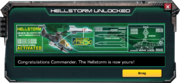 Hellstorm Unlocked