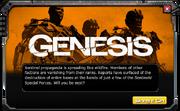 Genesis-EventMessage-3-24h-Start