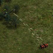 Elite gatling truck shooting hellfire missiles