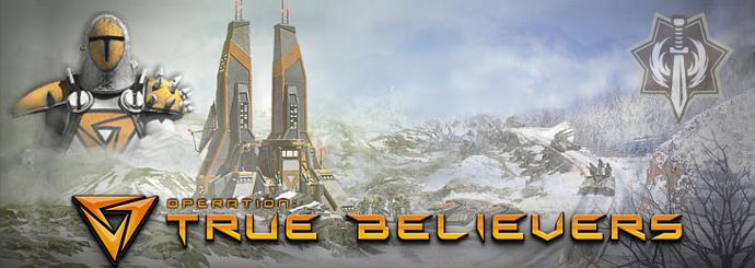 Operation: True Believers