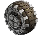 ( R ) Armored Tires