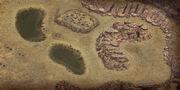 Desert Hideout-Background