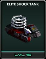 Elite Shock Tank