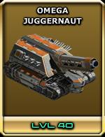 Omega Juggernaut