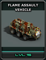 Flame Assault Vehicle