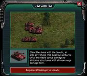 Javelin-EventShopDescription