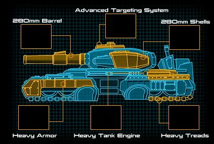 Mega Tank Schematic