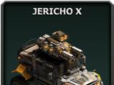 Jericho X