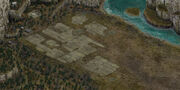 Mountain Fortress-Background