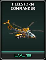 Hellstorm Commander