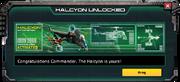 Halcyon-UnlockMessage