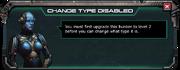 StandardBunker-ChangeDisabled-Message