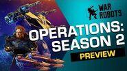 RAGING TYPHOON War Robots Operation 2 Trailer